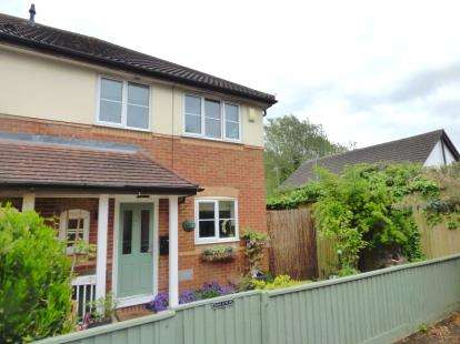 3 Bedrooms Semi Detached House for sale in Ascot Place, Bletchley, Milton Keynes, Buckinghamshire