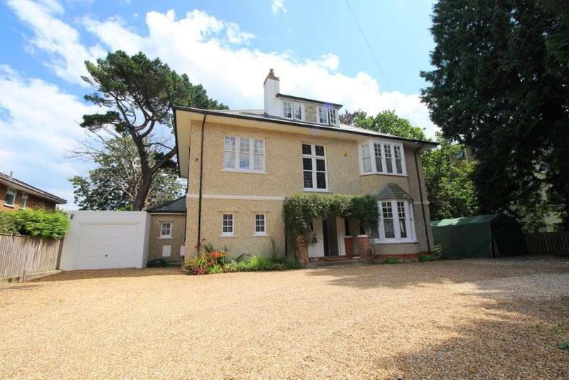 7 Bedrooms Detached House for sale in 1 St Winifred's Road, Bournemouth, BH2