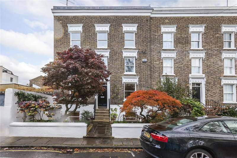 4 Bedrooms Mews House for sale in Crooms Hill Grove, London, Greater London, SE10
