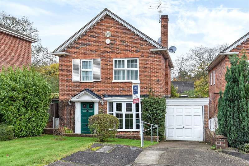 3 Bedrooms Detached House for sale in Greenheys Close, Northwood, HA6