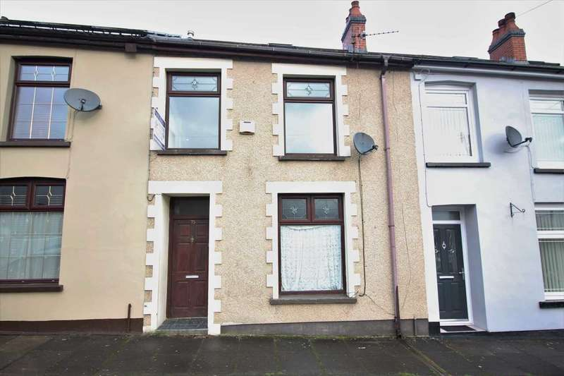 3 Bedrooms Terraced House for sale in Park Street, Clydach Vale, Tonypandy