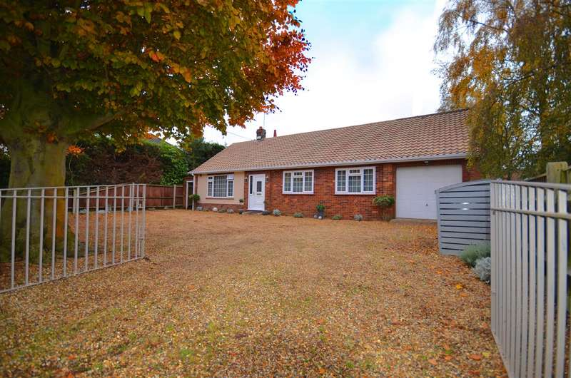 4 Bedrooms Bungalow for sale in Strumpshaw Norwich NR13