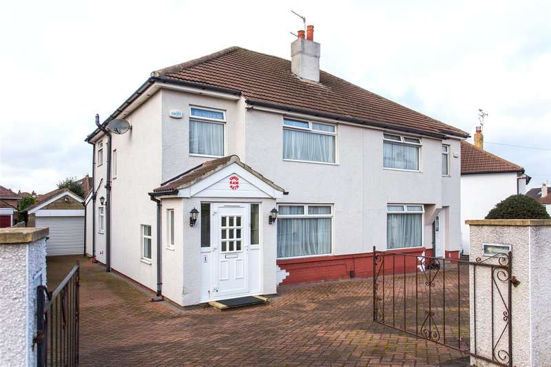 3 Bedrooms Semi Detached House for sale in Buckstone Oval, Leeds, West Yorkshire, LS17