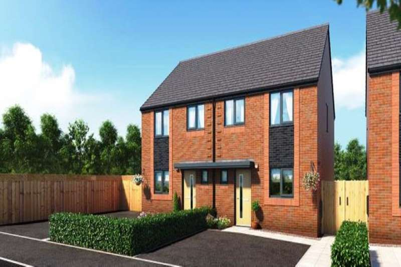 3 Bedrooms Semi Detached House for sale in Riverbank View, Whit Lane, Salford, M6