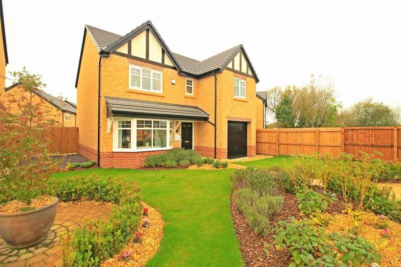 4 Bedrooms Detached House for sale in The Patrington Gibfield Park Avenue, Atherton, Manchester, M46