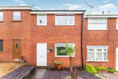 3 Bedrooms Terraced House for sale in Lower Southfield, Westhoughton, Bolton, Greater Manchester, BL5