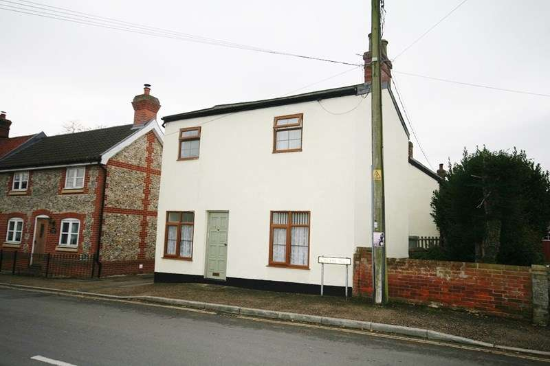 2 Bedrooms Detached House for sale in Cheese Hill, East Harling, Norwich