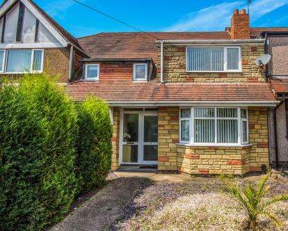 2 Bedrooms Terraced House for sale in Rookery Lane, Holbrooks, Coventry