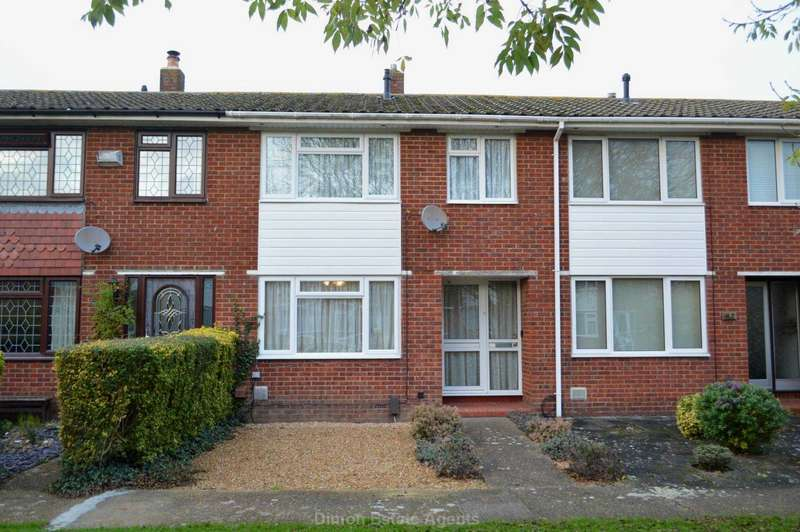 3 Bedrooms Terraced House for sale in Rowner Lane, Rowner