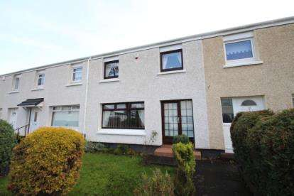 3 Bedrooms Terraced House for sale in Ettrick Court, Cambuslang, Glasgow, South Lanarkshire