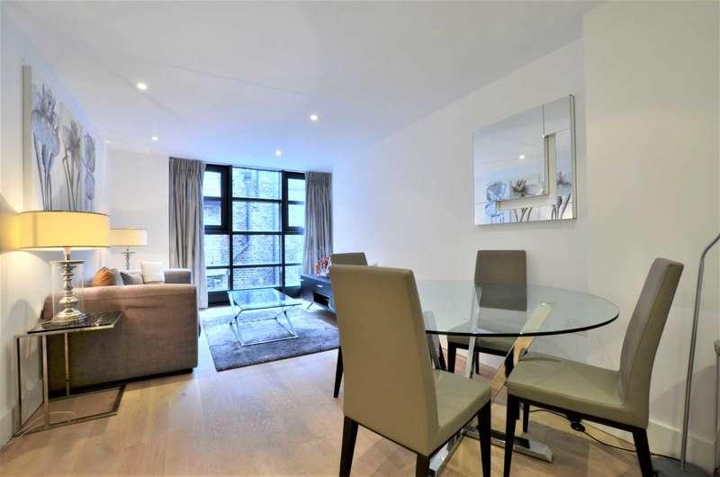 1 Bedroom Apartment Flat for sale in Bull Inn Court, Strand, London