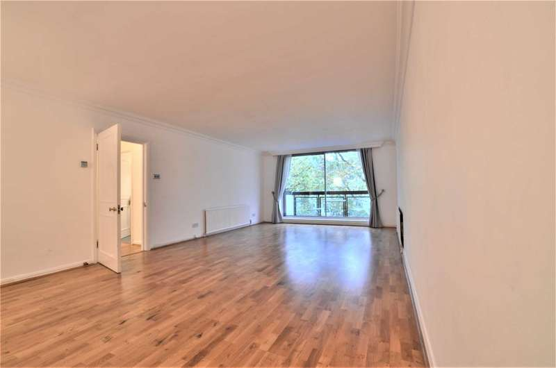 3 Bedrooms Apartment Flat for sale in Rutland Gate, London