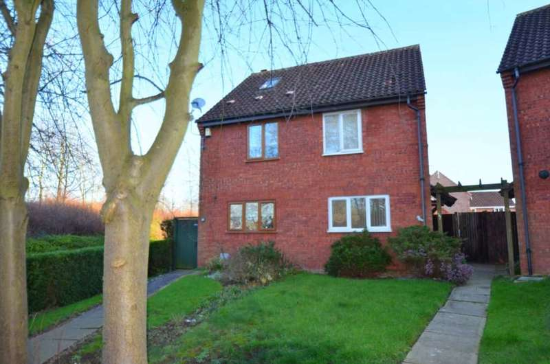 2 Bedrooms Semi Detached House for sale in Giffard Park