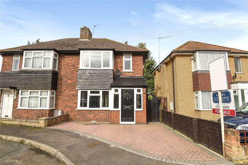 2 Bedrooms Semi Detached House for sale in Skylark Road, Denham, Buckinghamshire, UB9