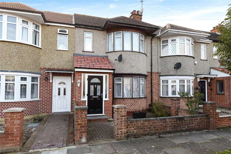 2 Bedrooms Terraced House for sale in Salcombe Way, Ruislip, Middlesex, HA4