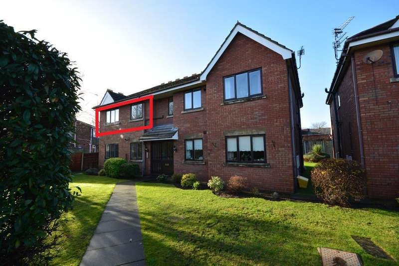 2 Bedrooms Apartment Flat for sale in Liverpool Road, Birkdale, Southport, PR8 4QA