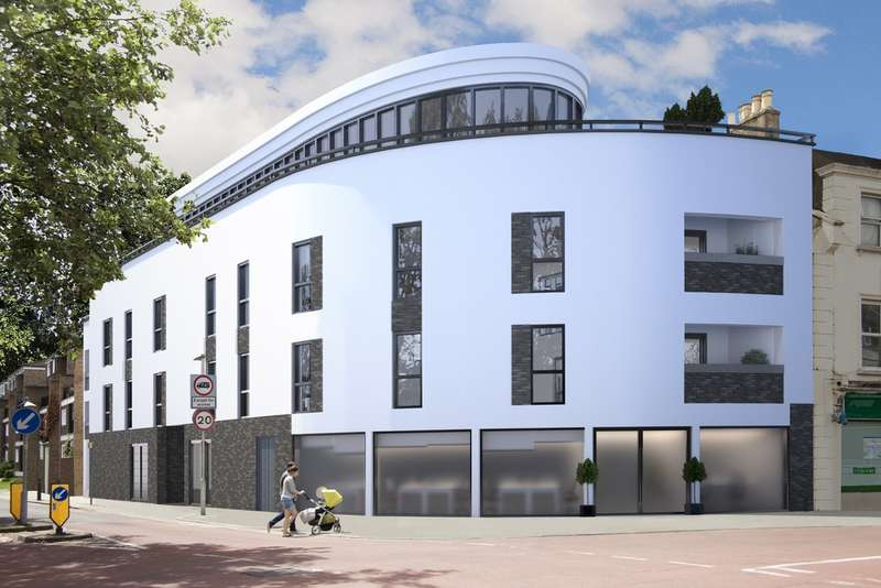 2 Bedrooms Flat for sale in Surbiton, Surrey