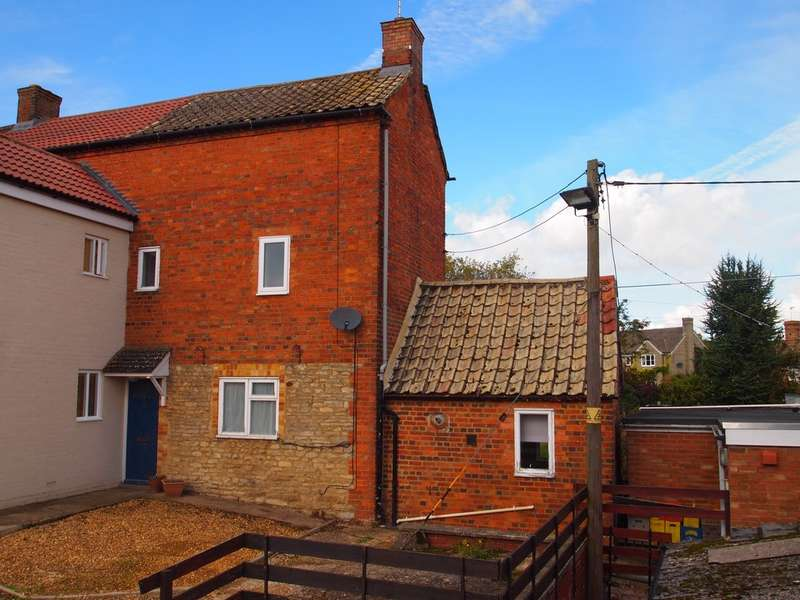 2 Bedrooms Cottage House for rent in West Yard, Kettering, Northamptonshire, NN14 3LL