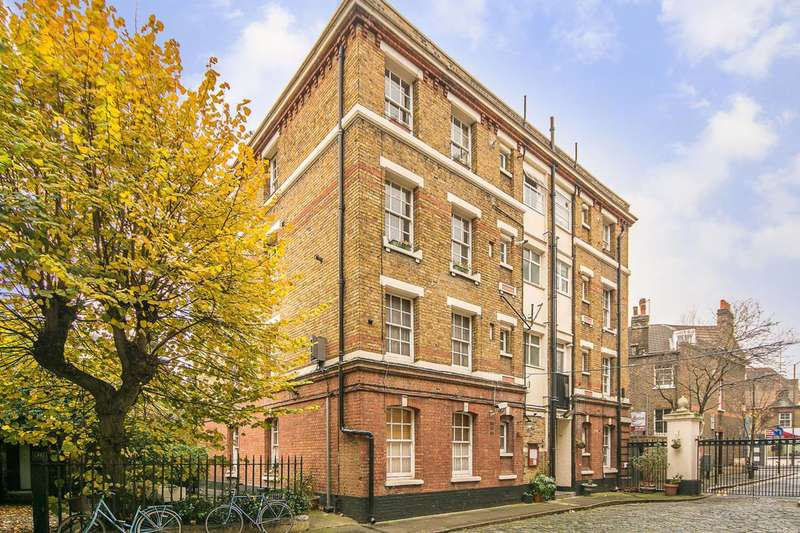 1 Bedroom Flat for sale in Gibson Gardens, Stoke Newington, N16