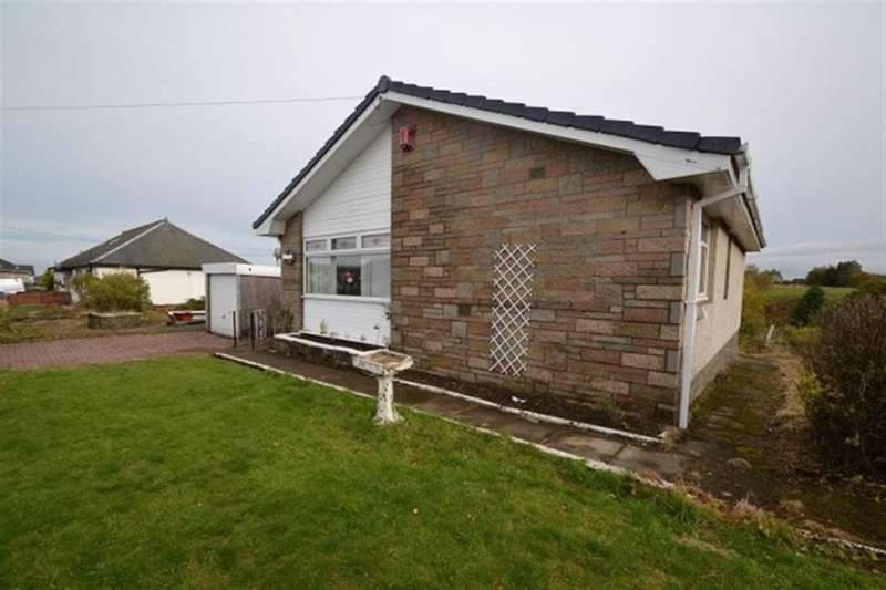 2 Bedrooms Detached Bungalow for rent in Schoolhouse Avenue, Coalburn, Lanark, ML11