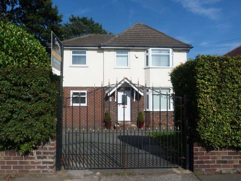 4 Bedrooms Detached House for sale in Hillfoot Avenue, Liverpool