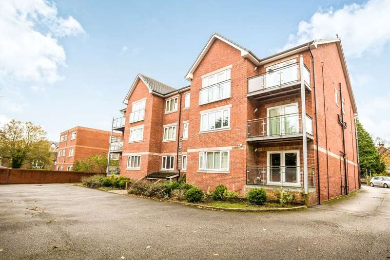 2 Bedrooms Ground Flat for sale in 16 Cearns Road, Oxton, CH43 1XE