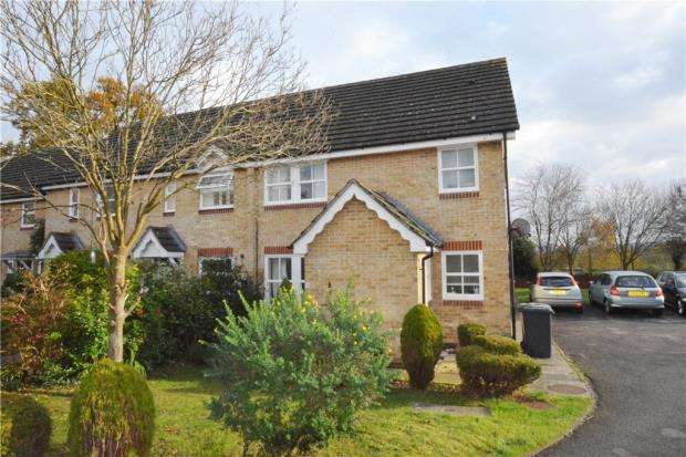 1 Bedroom Terraced House for sale in Badger Close, Guildford, Surrey