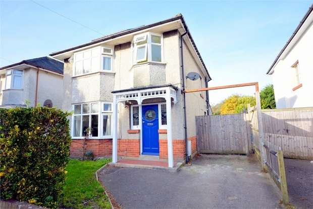 3 Bedrooms Detached House for sale in Eldon Road, Bournemouth, Dorset