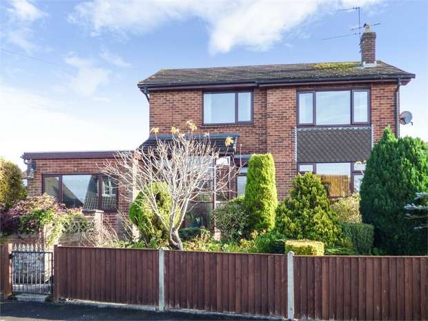 3 Bedrooms Detached House for sale in Westerley Close, Cinderford, Gloucestershire