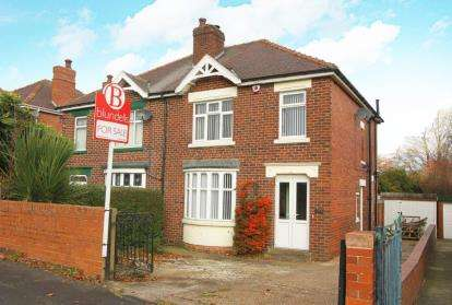 3 Bedrooms Semi Detached House for sale in Stradbroke Road, Sheffield, South Yorkshire