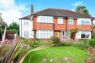 4 Bedrooms Semi Detached House for sale in The Ridgeway, Croydon