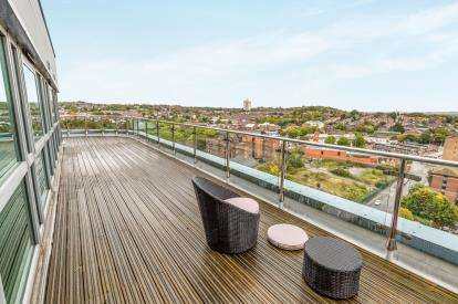 3 Bedrooms Flat for sale in Marco Island, Huntingdon Street, Nottingham, Nottinghamshire
