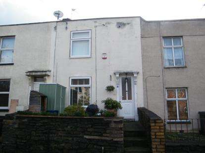 2 Bedrooms Terraced House for sale in Bell Hill Road, Bristol, Somerset