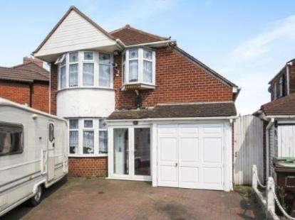 3 Bedrooms Detached House for sale in Manor Park Road, Castle Bromwich, Birmingham, West Midlands