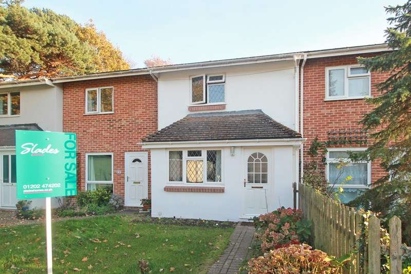 2 Bedrooms Terraced House for sale in Winkton Close, Burton, Christchurch