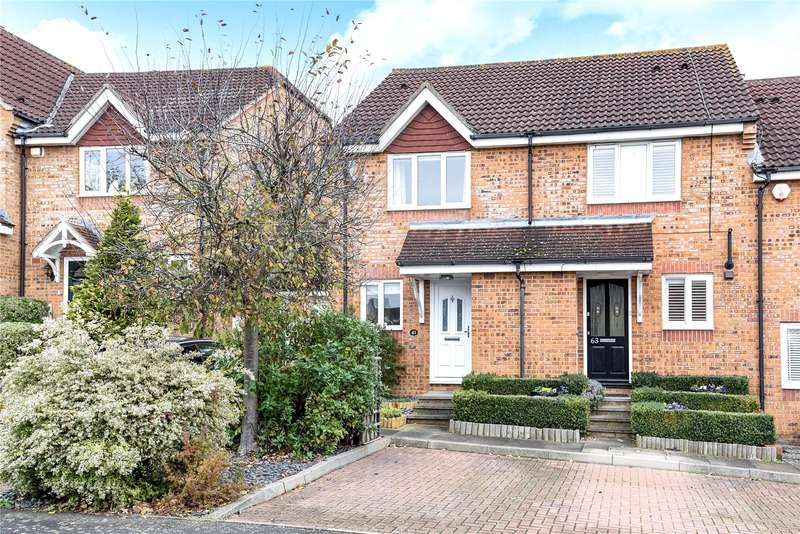 2 Bedrooms End Of Terrace House for sale in Thellusson Way, Rickmansworth, Hertfordshire, WD3