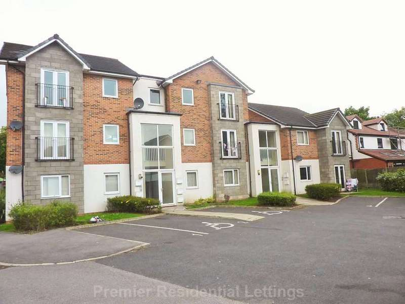 2 Bedrooms Apartment Flat for sale in Newbridge Close, Radcliffe