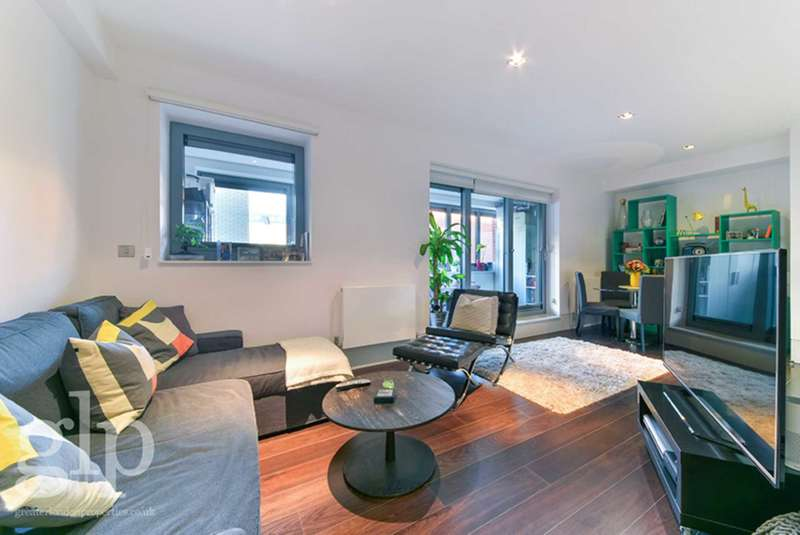 2 Bedrooms Flat for rent in St Martins Lane, Covent Garden, WC2E
