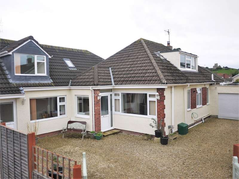 5 Bedrooms Detached Bungalow for sale in Willow Close, Uphill, Weston-super-Mare