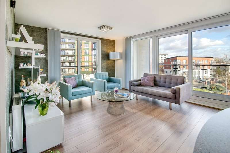 2 Bedrooms Flat for sale in Bell Barn Road, Edgbaston, B15 2GL
