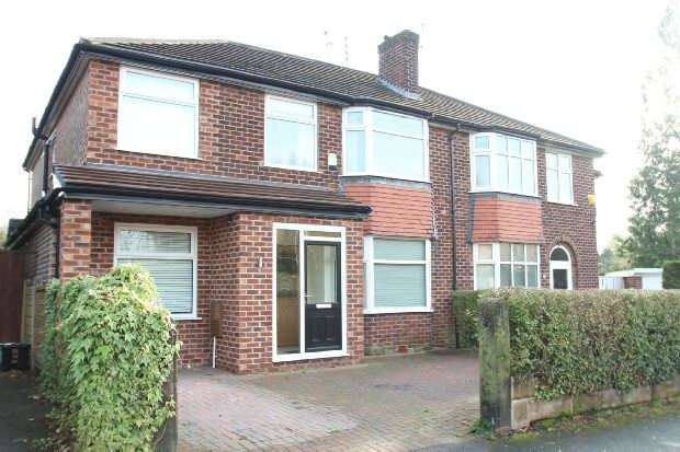 4 Bedrooms Semi Detached House for sale in Tithebarn Road, Hale Barns, Altrincham
