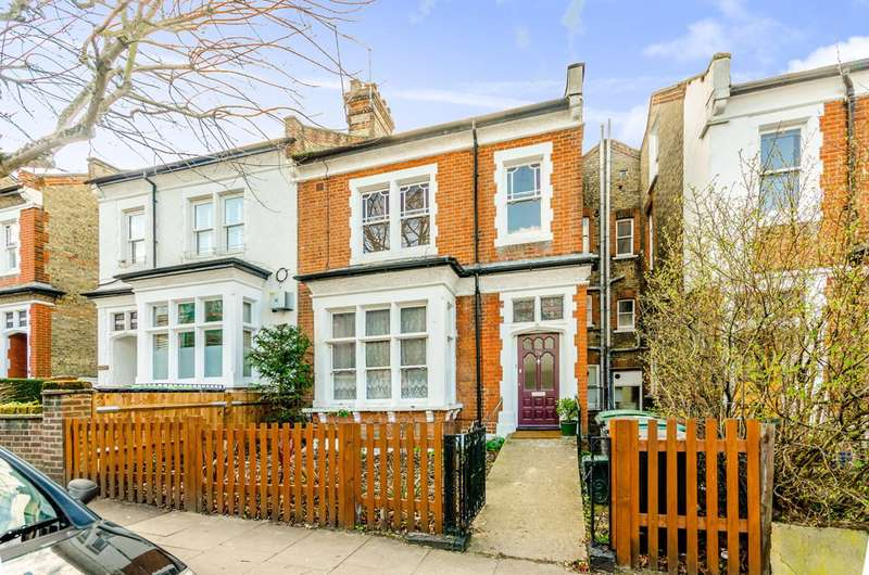 1 Bedroom Flat for sale in Muswell Road, Muswell Hill, N10