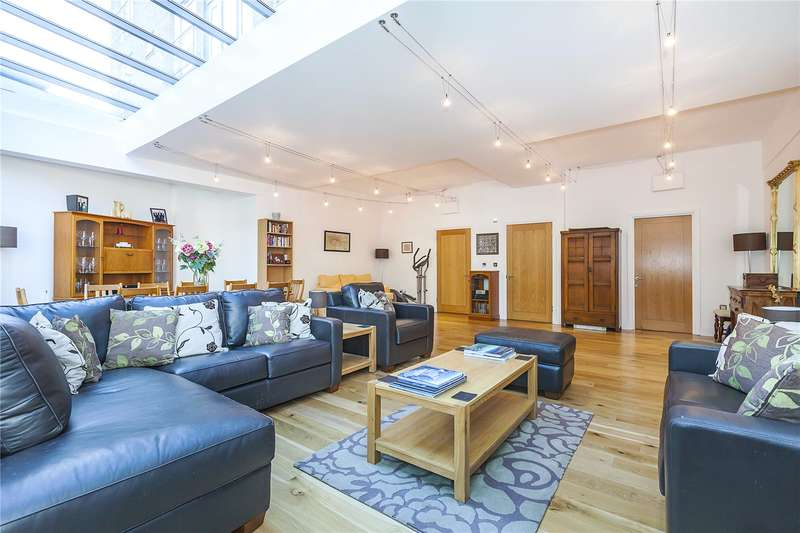 2 Bedrooms Flat for sale in Futura House, 169 Grange Road, London, SE1