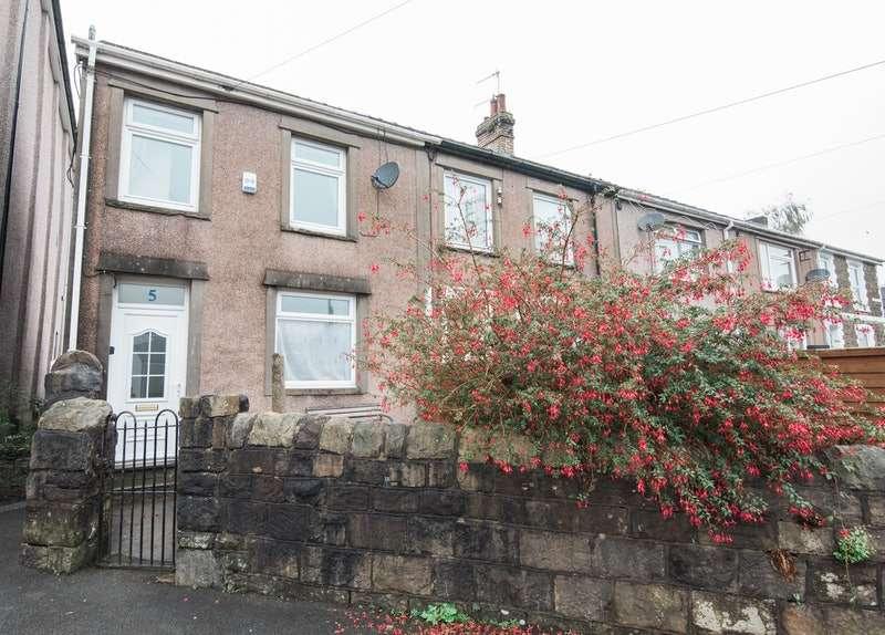 2 Bedrooms Terraced House for sale in Westend Terrace, Ebbw Vale, Blaenau Gwent, NP23