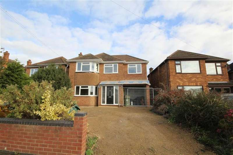 4 Bedrooms Detached House for sale in Landor Road, Leamington Spa, Warwickshire, CV31