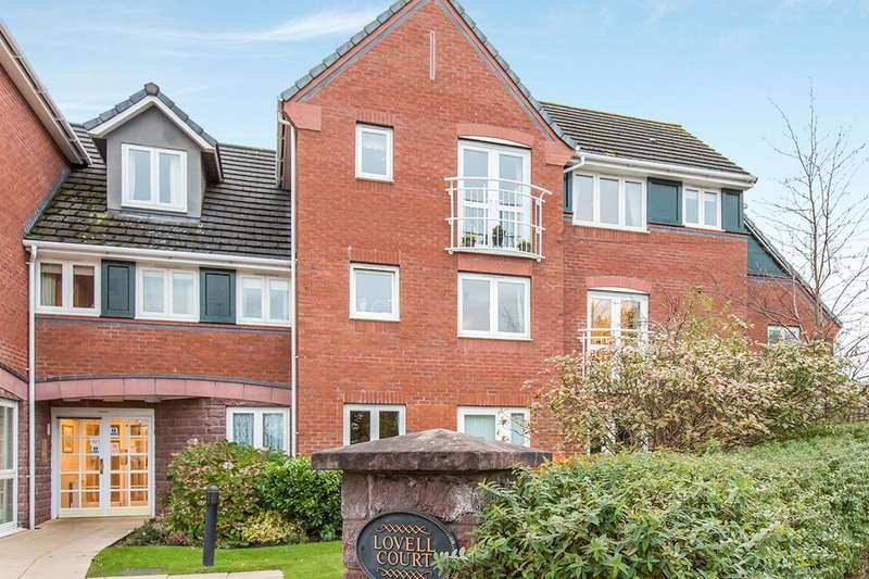 1 Bedroom Flat for sale in Parkway, Holmes Chapel, Crewe, CW4