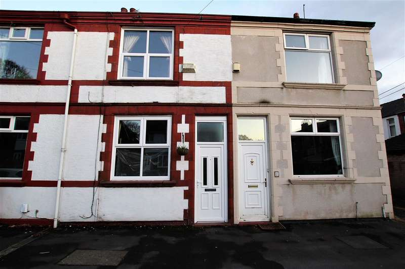 2 Bedrooms Terraced House for sale in Prince's Road, Walton-le-Dale, Walton-le-Dale
