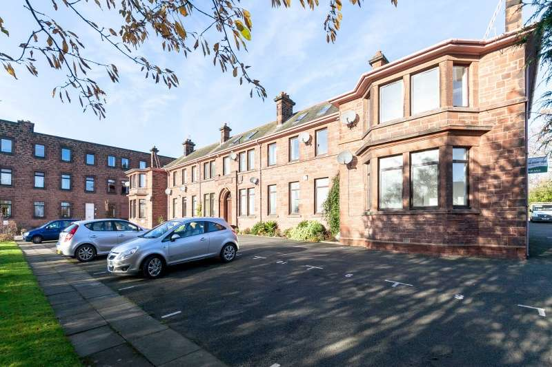 1 Bedroom Flat for sale in Haldane Avenue, Haddington, East Lothian, EH41 3PX