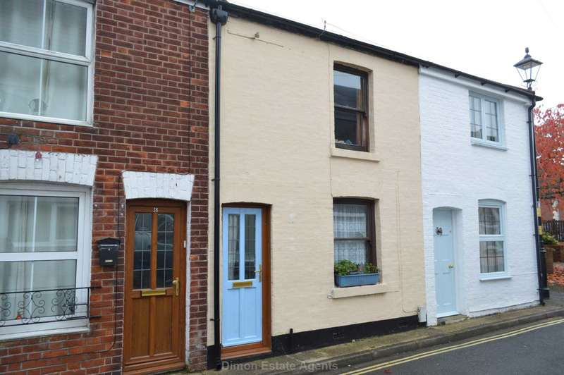 2 Bedrooms Terraced House for sale in Chapel Street, Hardway
