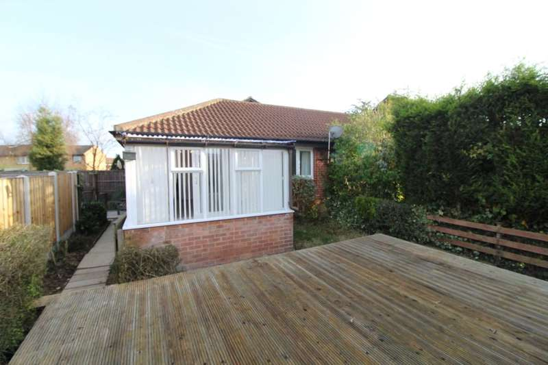 1 Bedroom Bungalow for sale in Grasby Court, Bramley, Rotherham, S66